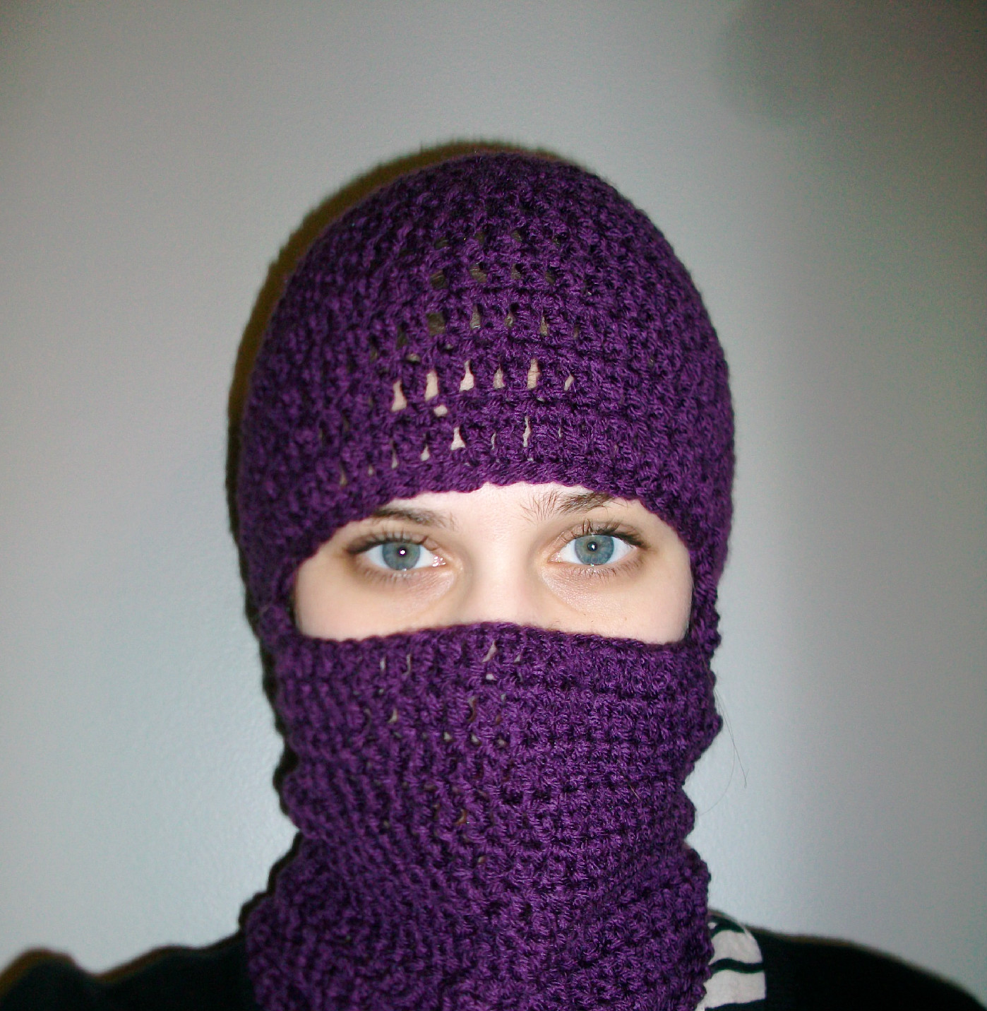 Enchanting Knitted Ski Mask Pattern Images - Blanket Knitting ...