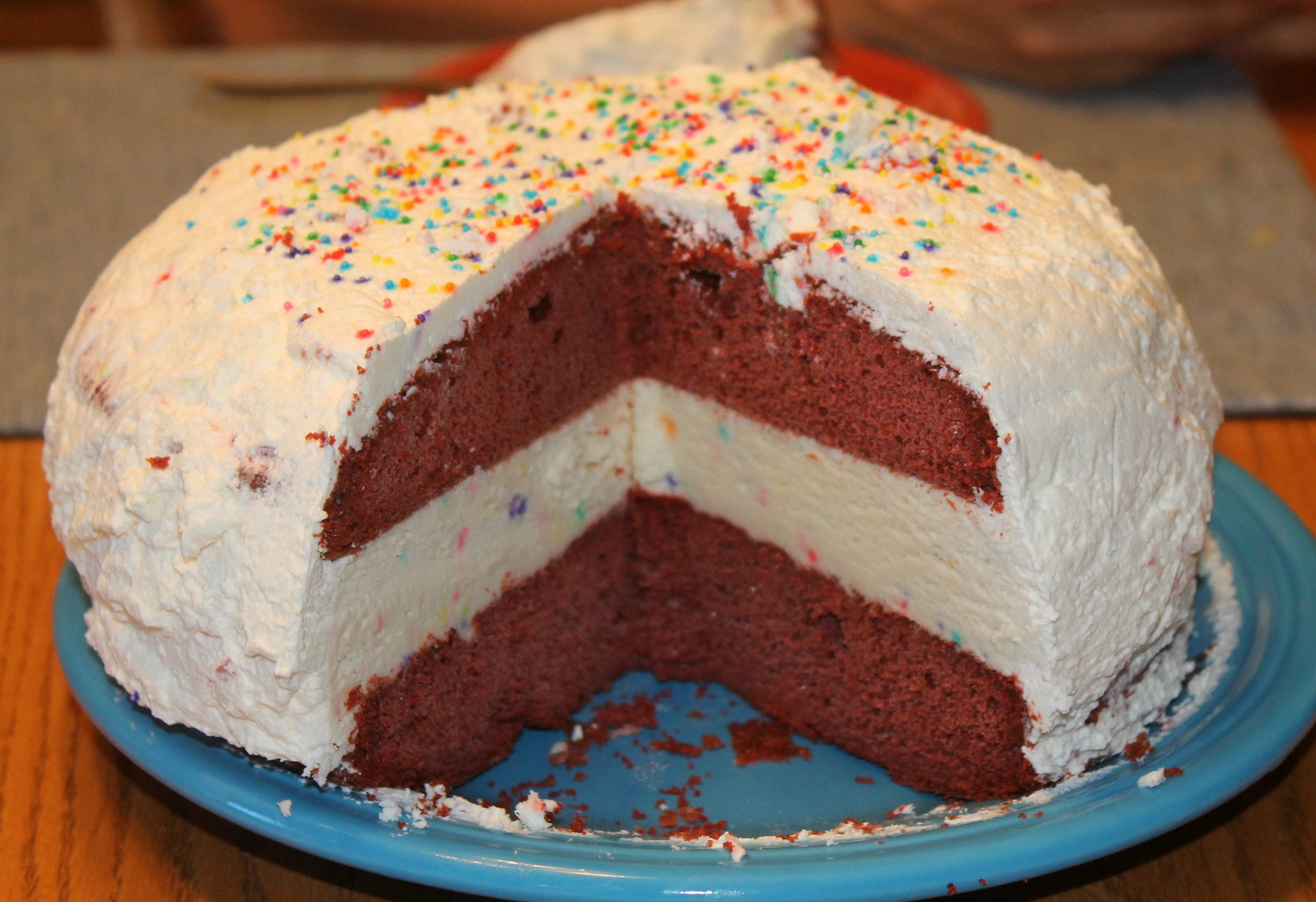 Cake Recipe With Icing In The Batter: Home Amazing